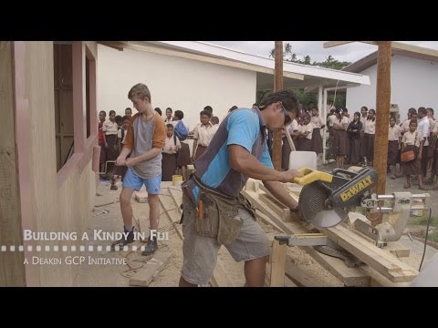 Building a Kindy in Fiji documentary