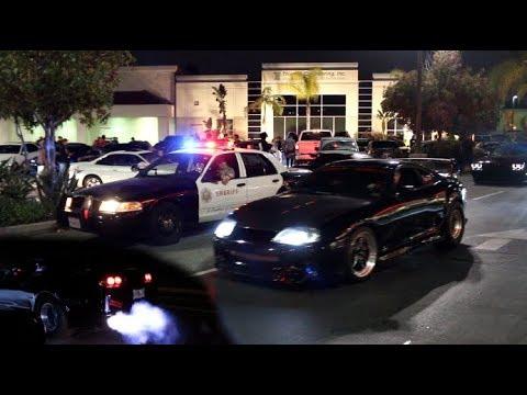 California Cops HATE The Worlds Loudest Supra