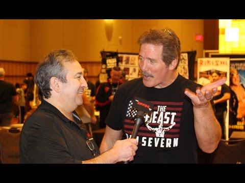 """Dan Severn on how he got """"Beast"""" Ringname & More!"""