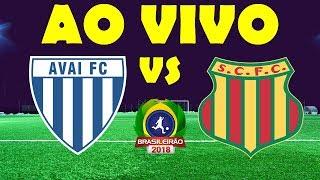 🔴 AVAI 3x1 SAMPAIO CORRÊA HD | BRASILEIRÃO SÉRIE B | 28ª RODADA | 22/09/2018