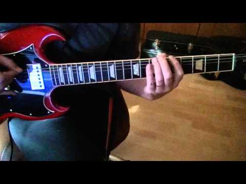 Mick Taylor guitar lesson Dead Flowers closeup, slowdown & backing track (requested)