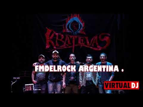 KRATEVAS ENTREVISTA FMDELROCK ARGENTINA
