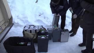 В Зеленодольске нашли инкассаторскую машину с деньгами