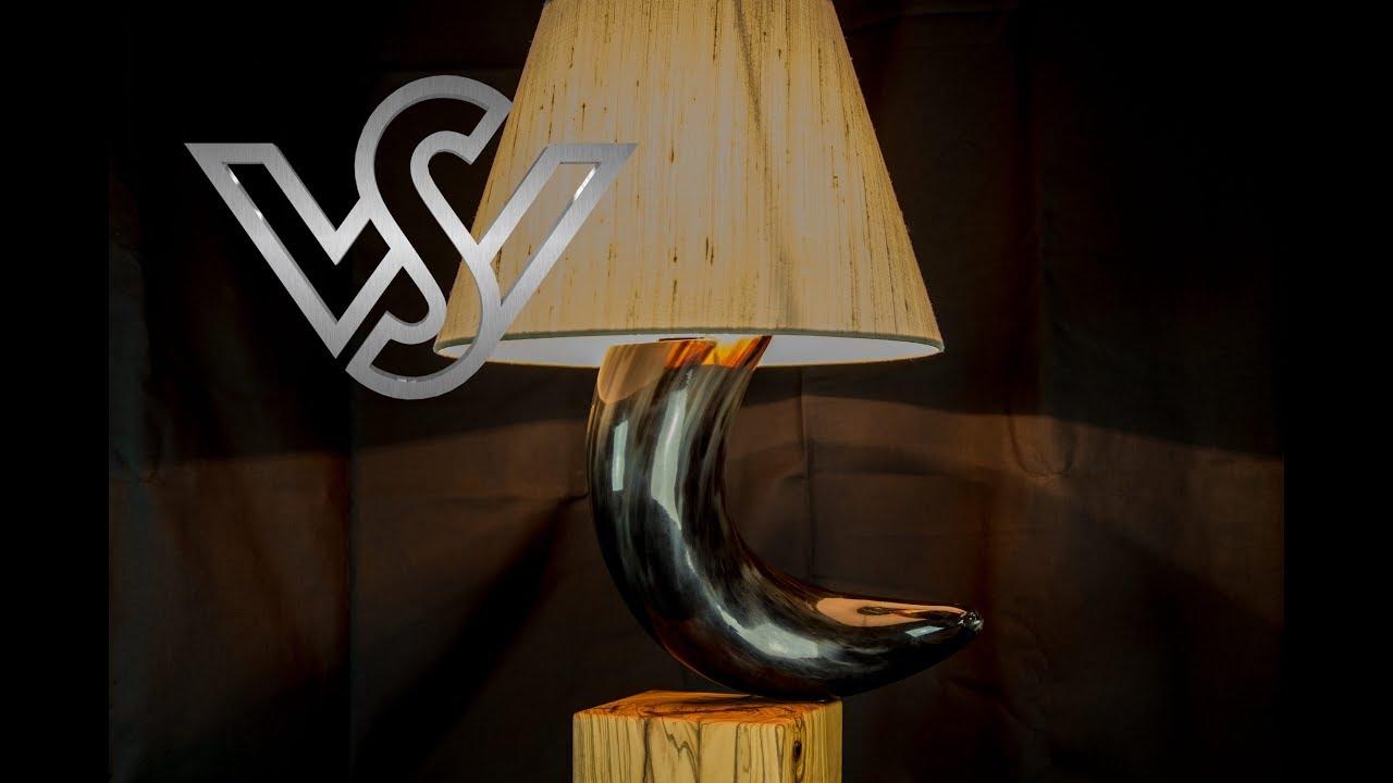 Moderne Design Lampen : Moderne nachttisch lampe modern bedside lamp youtube