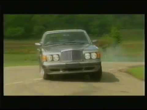 1996 Bentley model year official promotional video - Classic! Features Turbo R & Brooklands.