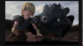 """Dragons Race to the Edge! ,,Submaripper saves Hiccup"""""""