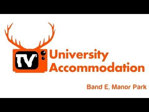 University Accommodation: Band E, Manor Park