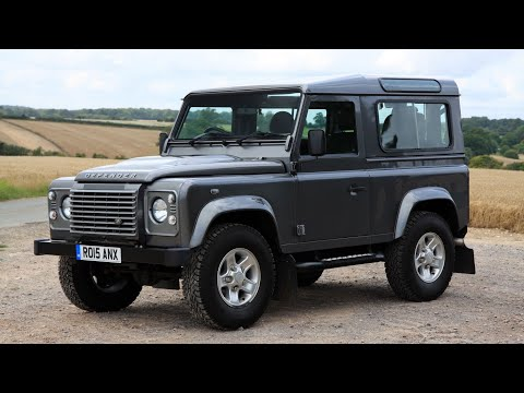 2015 Land Rover Defender 90 XS