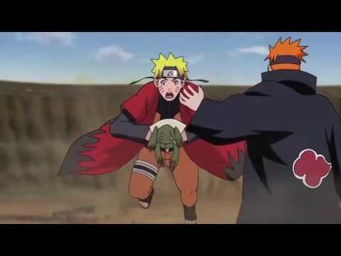 Naruto vs Pain AMV -  OverKill