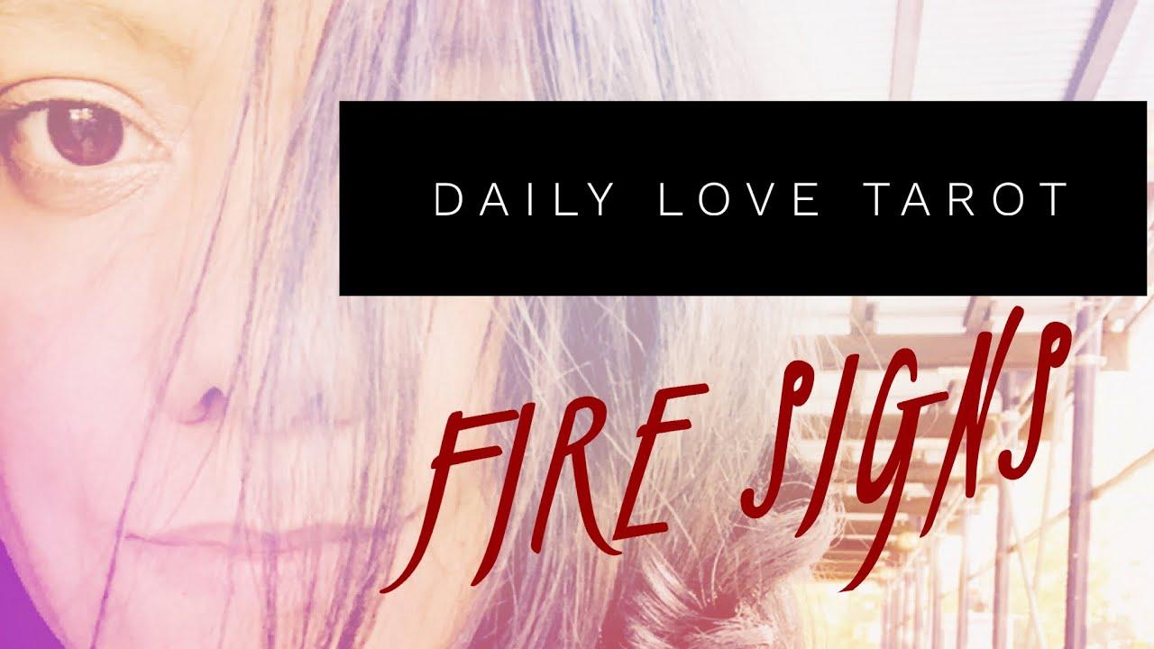 aries daily love tarot