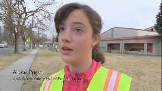 Audubon student makes AAA Safety Patrol Hall of Fame