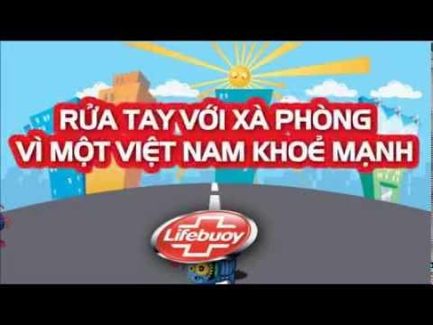 Rửa Tay Với Xà Phòng Vì Một Việt Nam Khỏe Mạnh