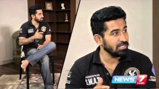 Actor Vijay has good music sense: Vijay Antony  | Super Housefull | News7 Tamil