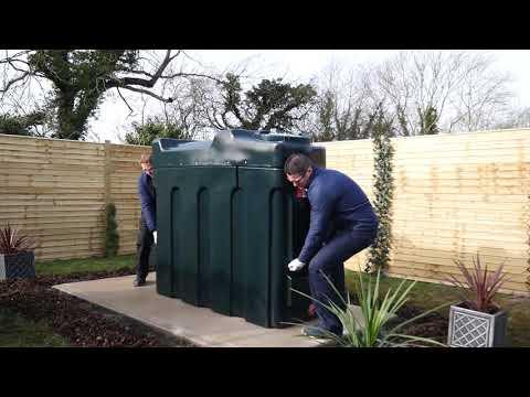 Titan Bunded Oil Tanks | How to Install | Training | Kingspan Ireland