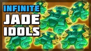 Hearthstone - Infinite Jade Idols
