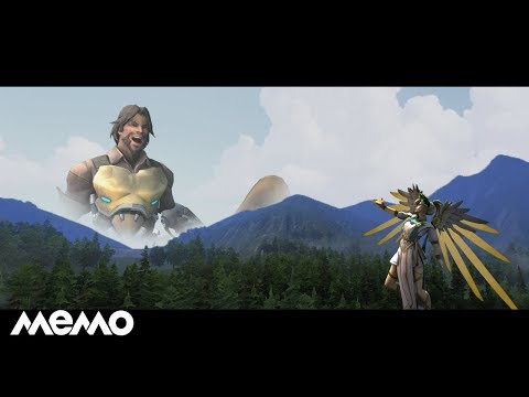 J. McCree - High Enough ft. Angela Ziegler [Overwatch SFM]