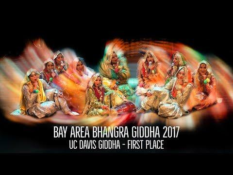UC Davis Giddha - First Place @ Bay Area Bhangra Giddha 2017