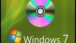 Como gravar imagem ISO do sistema operacional windows 7 32 e 64 bits