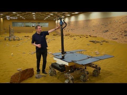 ExoMars: от концептов к реальности [Миссия на Марс, ESA]