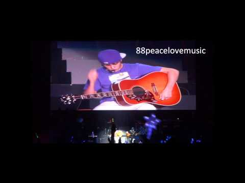 Justin Bieber Common Denominator Acoustic Live - May 15, 2011