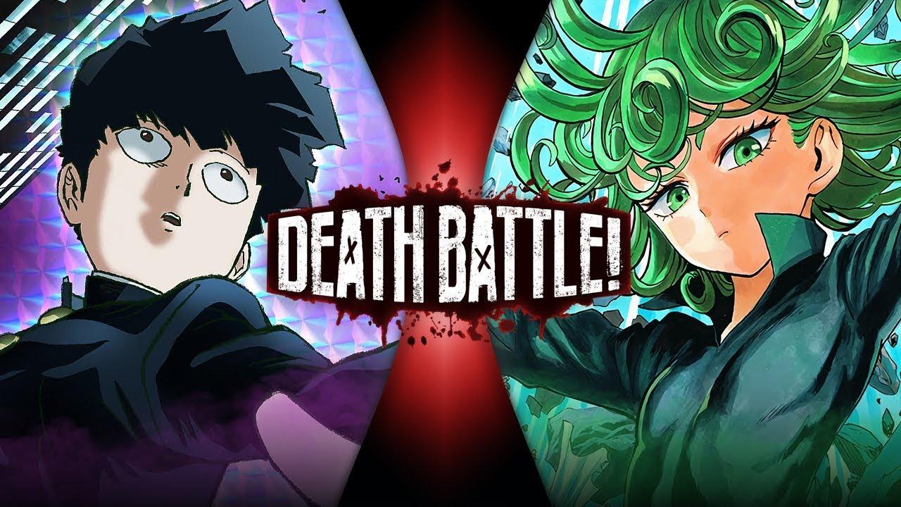 Mob VS Tatsumaki (Mob Psycho 100 VS One Punch Man) | DEATH BATTLE image