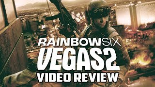 Tom Clancy's Rainbow Six: Vegas 2 Retrospective Review - Gggmanlives