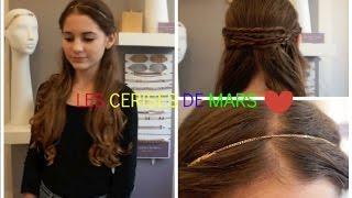 Les cerises de mars │un bijou, une coiffure ♥ Thumbnail