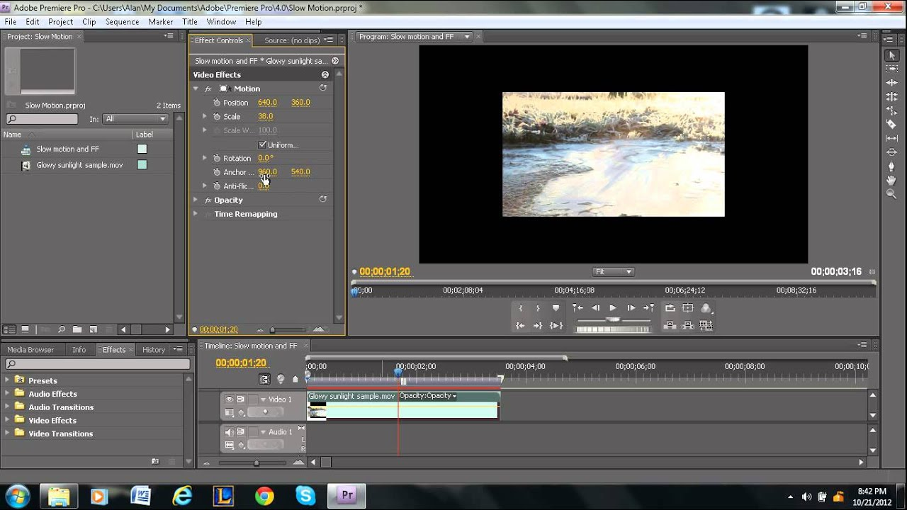 How to rotate a video in adobe premiere pro youtube ccuart Gallery