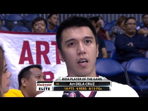 Best Player: Art Dela Cruz | PBA Philippine Cup 2016 - 2017
