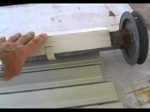 Cómo reparar una persiana
