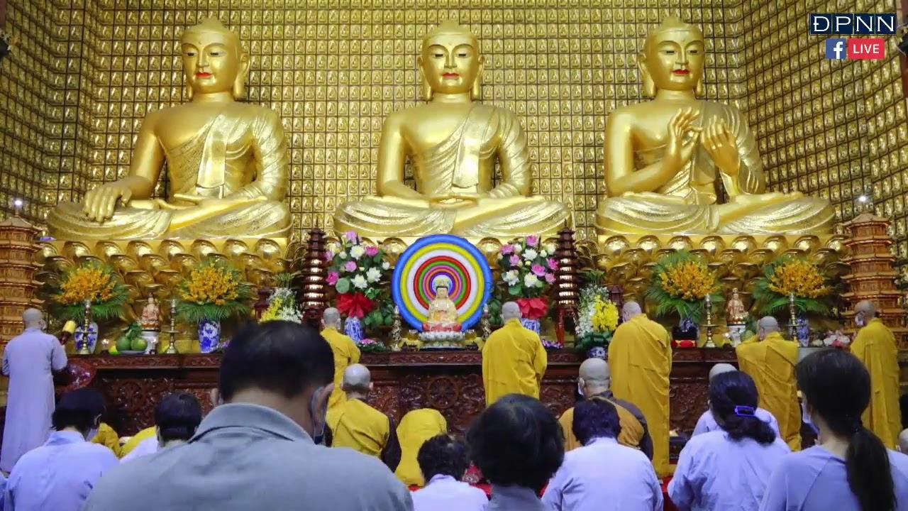 Lễ Sám Hội tại chùa Giác Ngộ, ngày 07 – 03 – 2020