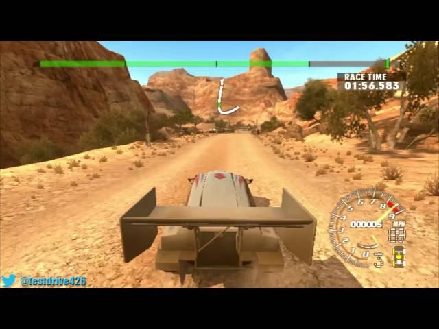 RalliSport Challenge 2 - Episode 40 - HillClimb - Rocky Top Challenge