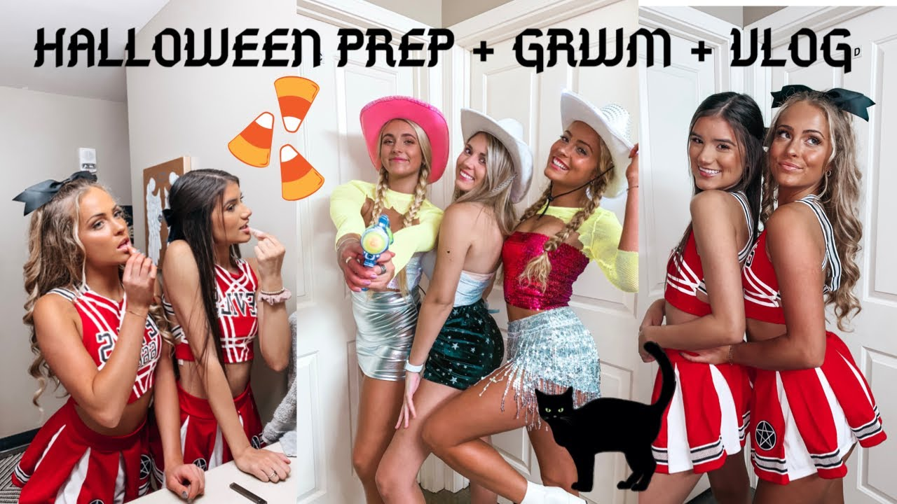 Halloween Prep Grwm Vlog Youtube Our goal is for newgrounds to be ad free for everyone! halloween prep grwm vlog