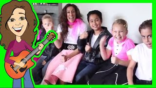 Hand Jive Children's Song and More   Patty Shukla