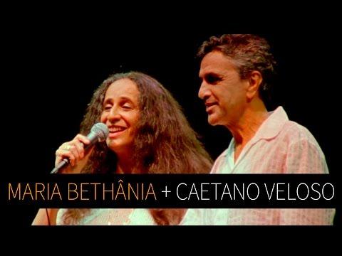"""Maria Bethânia e Caetano Veloso - """"De Manhã"""" (Ao Vivo) - Noite Luzidia"""