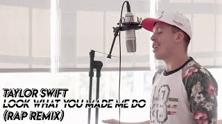Look What You Made Me Do - Taylor Swift (Rap) (ft. Austin Awake) | New Taylor Swift Song Mp3
