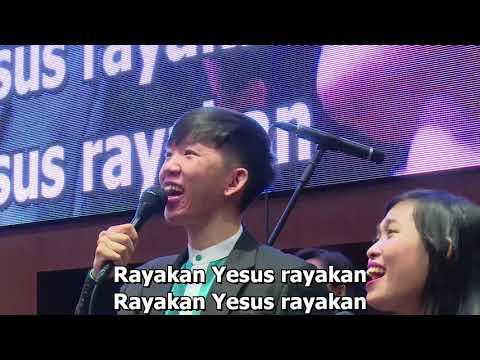 Rayakan Yesus Rayakan - Praise Ibadah Raya GBI MPI2, April 2018