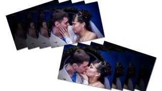 Свадебное слайдшоу Евгения и Ирины. Белолуцк