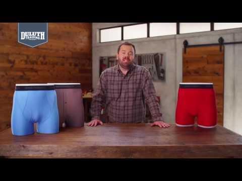 Duluth Trading Buck Naked™ Underwear