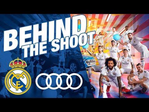 AMAZING PHOTO | Real Madrid x Audi x David LaChapelle