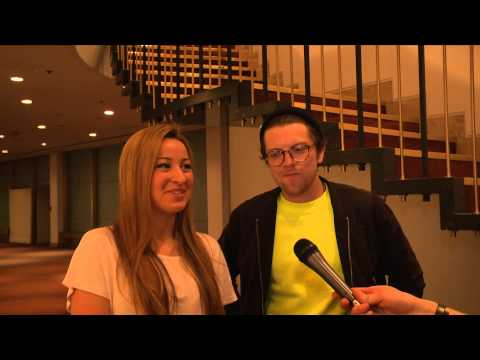 Life With Derek 10 Year Anniversary Reunion w Ashley Leggat & Michael Seater @ CMI 2015