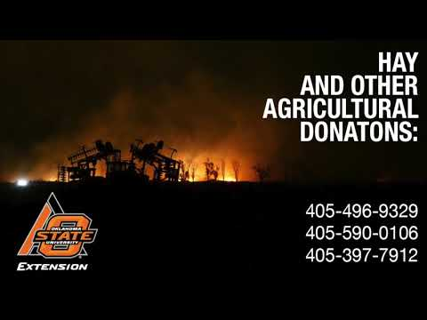 Oklahoma Wildfire Resources (4/21/18)