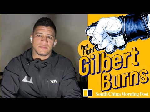 Gilbert Burns reflects on loss to Kamaru Usman, talks preparation for Stephen Thompson | SCMP MMA