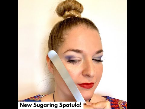 NEW Professional Body Sugaring Spatula Tool  Esthetician Education Training