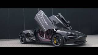 McLaren 720S Makeover by Carlex Design