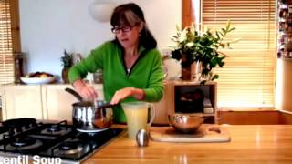 How To Make Plant Based Lentil Soup Recipes | Soup Recipes | Based Vegan Soup Recipe | Soup Recipes