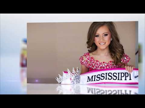 Little Miss Mississippi United States - Emma Kate Farris
