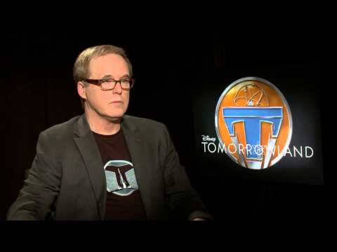 Tomorrowland: Director Brad Bird Official Movie Interview