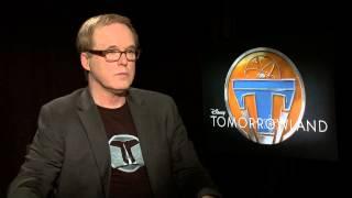 Tomorrowland: Director Brad Bird Official Movie Interview