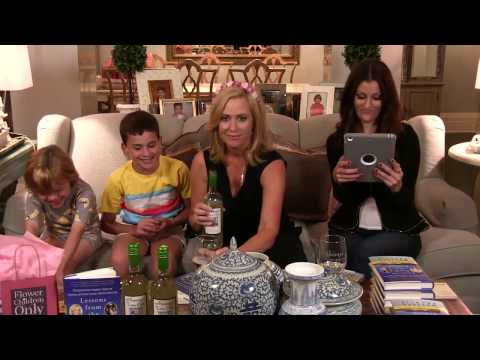 Melissa Francis Book Signing & Interview |
